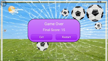 Super Soccer Goalkeeper 1.0.9 screenshot 1556944
