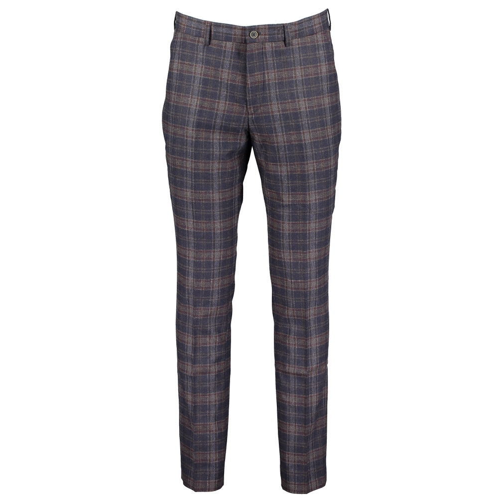 GUIDE LONDON Check Trousers