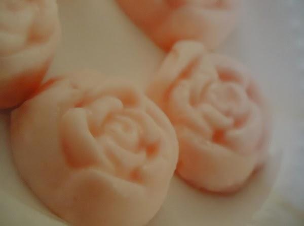 Norma's Cream Cheese Mints Recipe