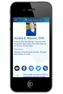 Aurelia Weems, CPA- screenshot thumbnail