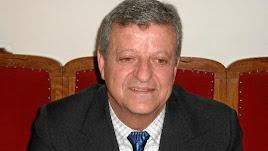 Miguel Martínez-Carlón, alcalde de Vélez Rubio.