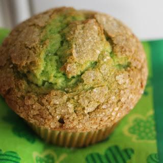 Green Pistachio Muffin.
