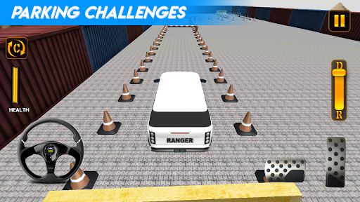 Car Parking Super Driving  captures d'u00e9cran 1