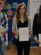 Photo: Laureaci Wojewódzkich Konkursów Przedmiotowych - B. Nikitiuk 3d historia