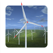 Wind Turbines 3D Live Wallpaper