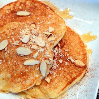 Sugar-Free Almond Flour Pancakes