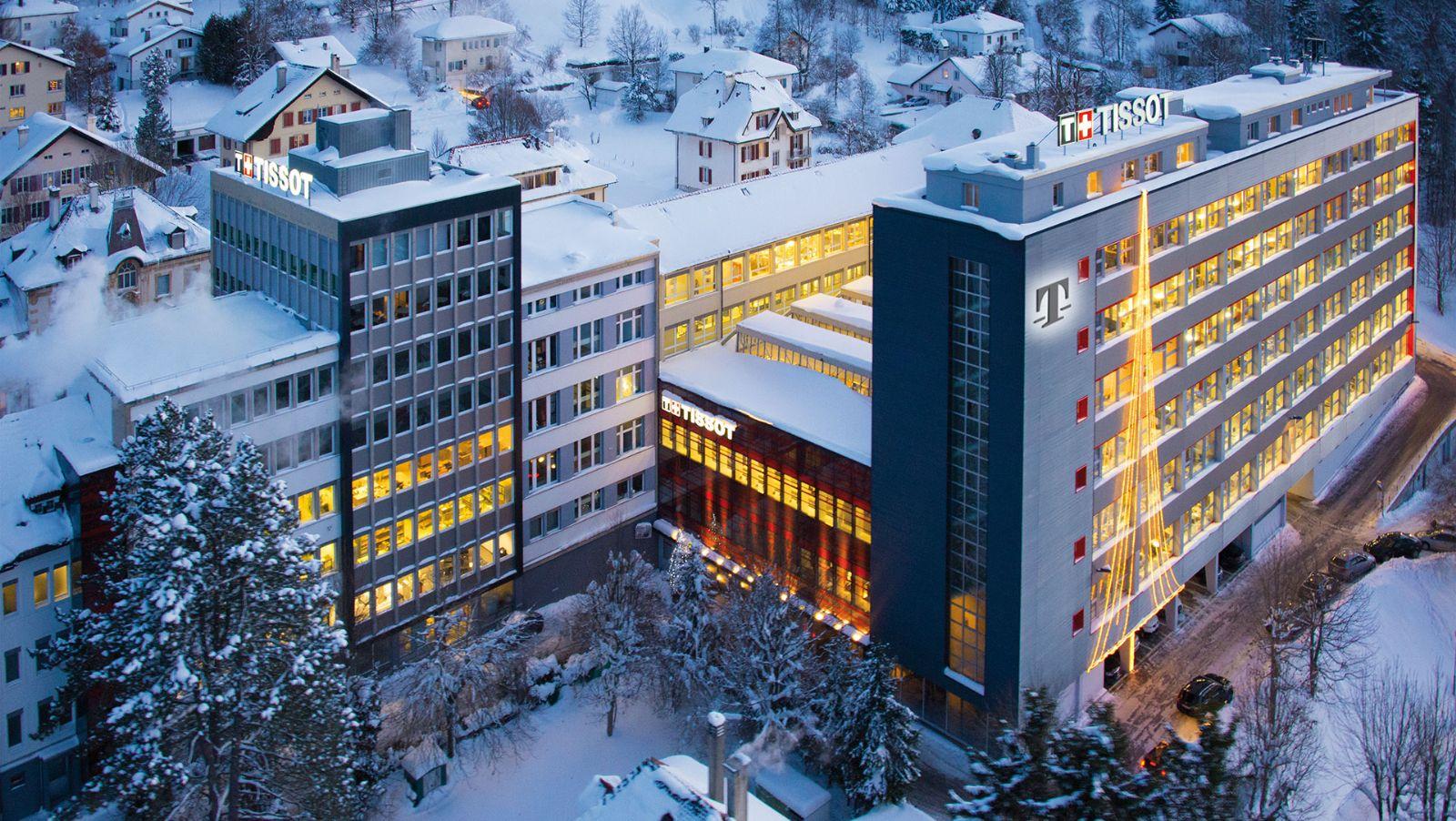 Tìm hiểu về lịch sử thương hiệu đồng hồ Tissot Thụy Sỹ