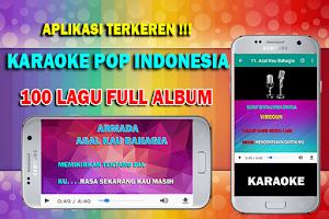 Karaoke Pop Indonesia | Video apk latest version 1 0