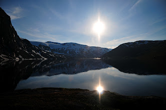 Photo: On the way to Geirangerfjord