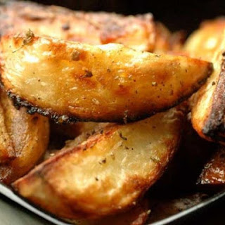 Greek Potatoes (Oven-Roasted and Delicious)