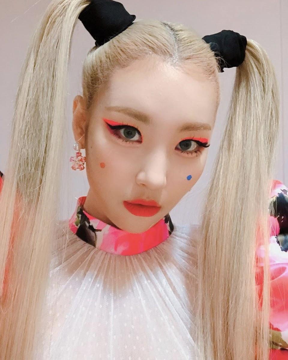 sunmi makeup 19