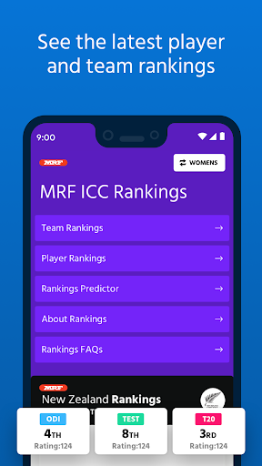 ICC Cricket 4.0.0.747 screenshots 6