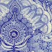 Сонник синий цвет