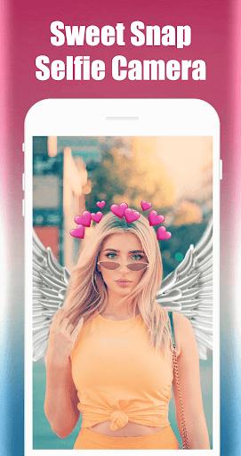 Sweet Snap Selfie Camera 2.12.0 screenshots 5
