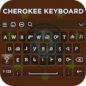 Cherokee Keyboard Android APK Download Free By Abbott Cullen
