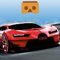 VR Racer: Highway Traffic 360 for Cardboard VR icon
