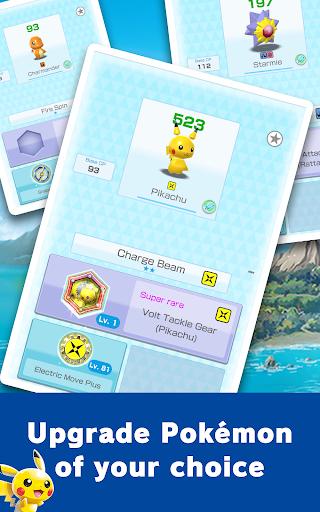 Pokémon Rumble Rush screenshot 12