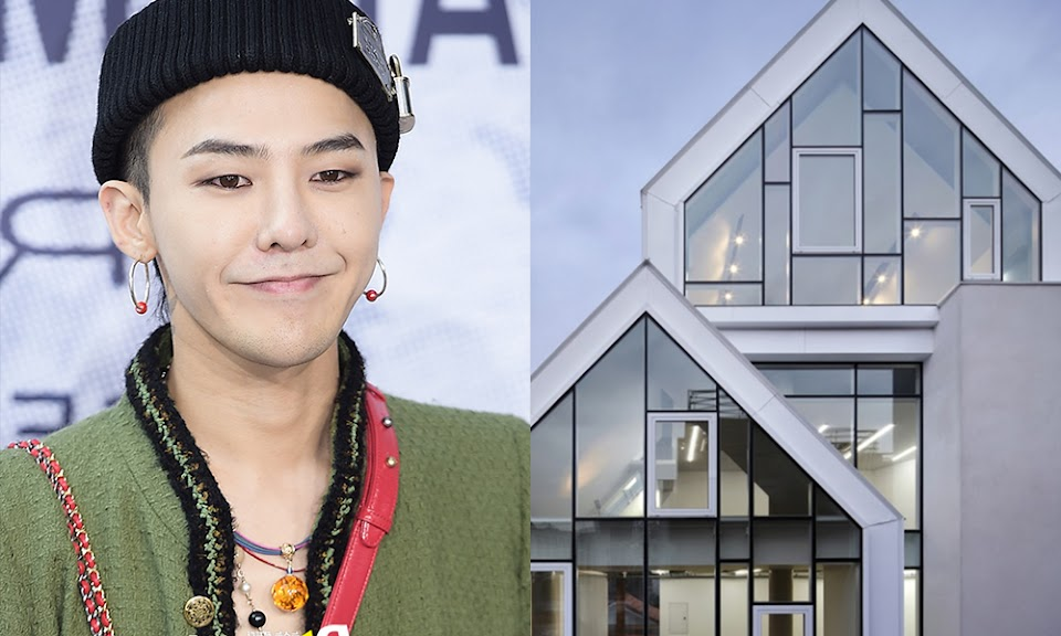 G-Dragon New Building