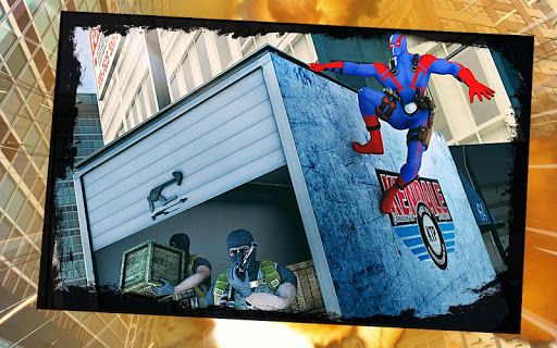 Superhero Survival Rescue : Battle Royale 1.2 screenshots 2