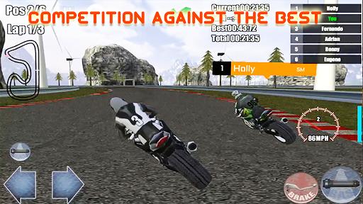Moto GP 2018 ud83cudfcdufe0f Racing Championship 1.1 screenshots 8