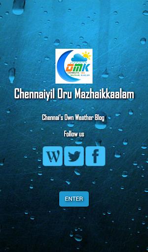 COMK - Chennai Rains v2.0