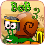 Snail Bob 3 Adventure in Egypt Icon