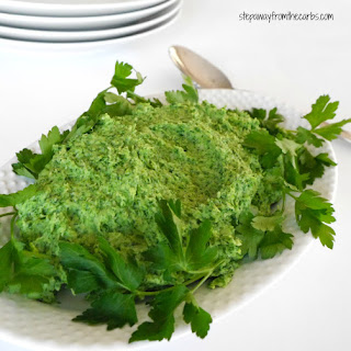 Herby Mashed Broccoli.