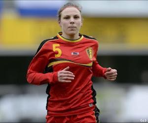 Une Red Flame en face à face avec la plus grande joueuse au monde Marta