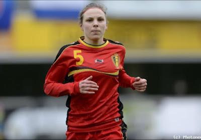 Flames à l'étranger : Lorca Van De Putte, la Suédoise