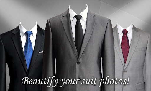 Man In Suit Photo Montage