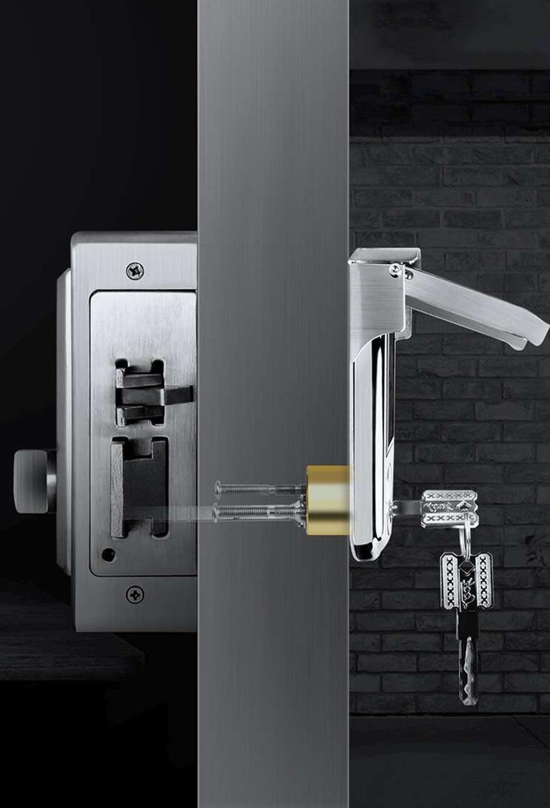 khóa điện tử an toàn