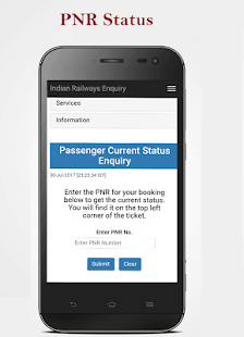 Live PNR Status (IRCTC) - náhled