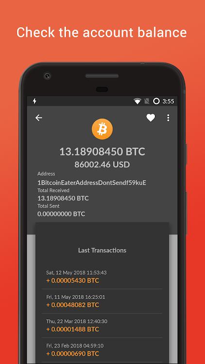 bitcoin address history