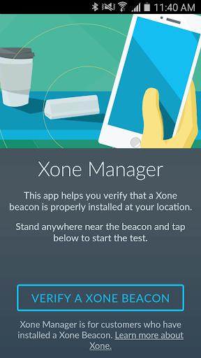 Xone Manager