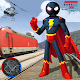Download SuperHero stickman Rope Hero Gangstar Crime For PC Windows and Mac