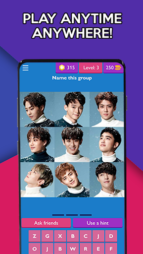 Kpop Quiz 2020 - Test your Kpop Stan Level 7.5.3z screenshots 3