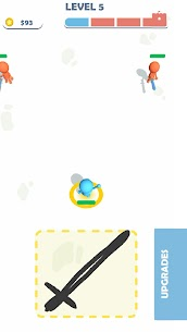 Draw Battle MOD (Unlimited Gold Coins) 2