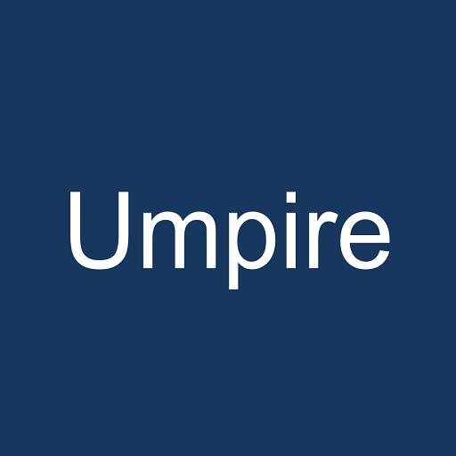 Umpire 野球 審判 カウンター 運動 App LOGO-APP試玩