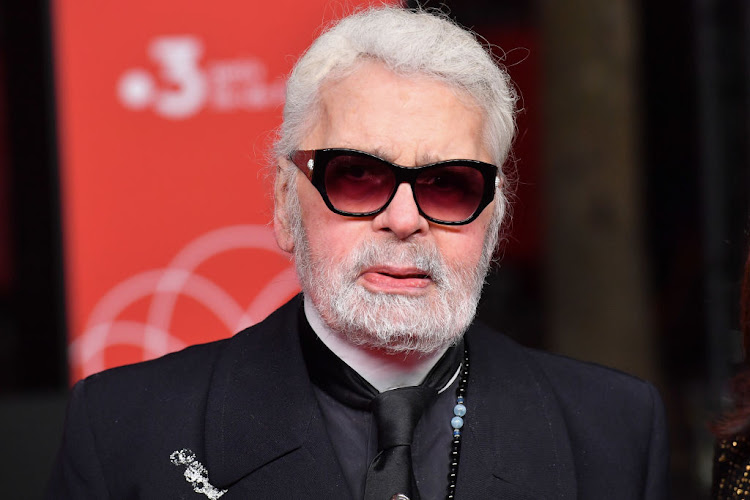 6216e8a4f3a951 The legendary and loathsome Karl Lagerfeld