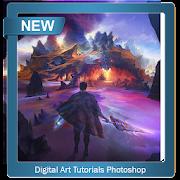 Digital Art Tutorials Photoshop