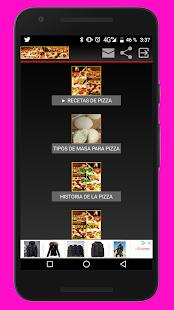 Recetas de Pizzas Ricas y Faciles 1