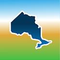 Aqua Map Ontario Lakes GPS icon