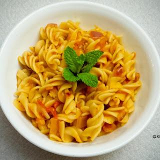 Fusilli Pasta In White Sauce Recipes