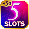 High 5 Casino Free Vegas Slots icon
