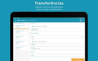 Screenshot of ATLANTICO Mobile Banking