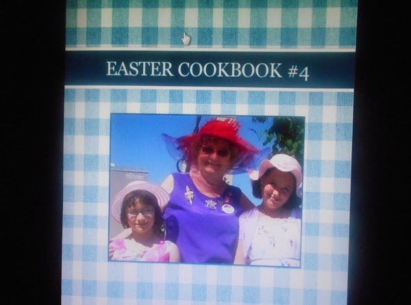 This is REALLY  2013 COOKBOOK #5 !!! ( my mistake)
