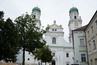 Photo: Obecna, mająca około 100 metrów długości barokowa katedra zbudowana została w latach 1668–1692 w następstwie pożaru z 1662.