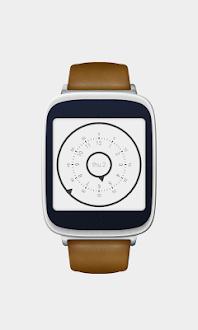 Modern Watch Face Gratis