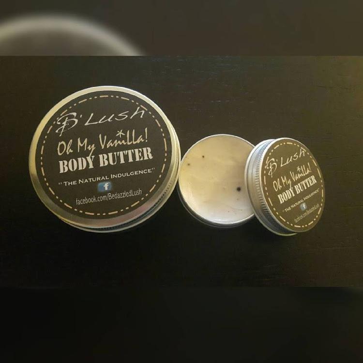 Handmade Body Butter Oh My Vanilla!