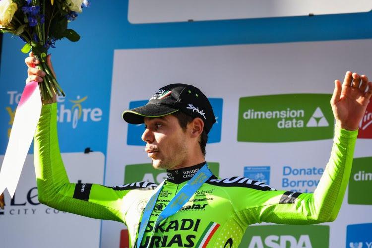 """Movistar heeft er weer eindzege in rittenkoers bij na boeiend secondespel: """"Goede resultaten van vorig jaar bevestigen"""""""